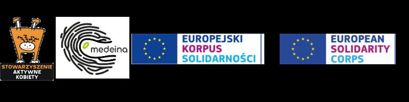 Wolontariat Europejski / EKS Logo